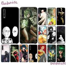 Babaite Anime One Punch Man Girl Custom Photo Soft PhoneCase for Huawei Y6 7 2019 MATE 10 LITE PRO 9 20 X Pro 20 lite Cellphones(China)