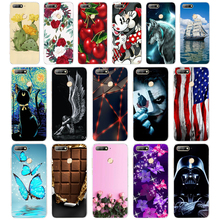 g For Huawei Honor 7C Case Cover 5.7