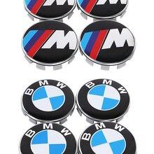 4X 68 мм автомобиль колесная Центральная крышка аксессуары концентратор Кепки для BMW X5 E70 E53 E46 E60 E90 F30 F10 E39 E36 F20 E87 E92 E91 r1200gs G30 м