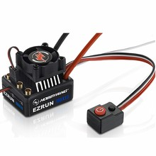 EZRUN – contrôleur de vitesse MAX10 60A ESC étanche avec 6V/7.4V BEC 2-3S Lipo, sans balais, pour voiture 1/10 RC, 1 pièce, Original