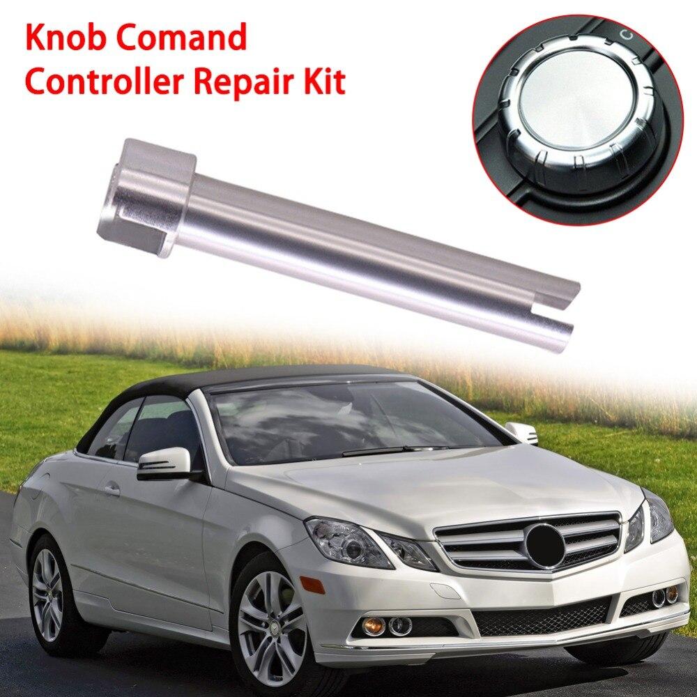 Radio Console Comand Controller Knob Push Button Shaft Repair For Mercedes-Benz