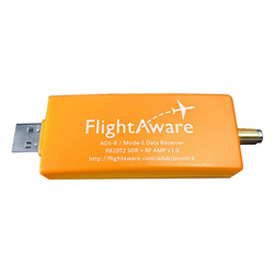 FlightAware FA ADSB PS Pro Stick wysokowydajny odbiornik ADS B|Wzmacniacz|Elektronika użytkowa -
