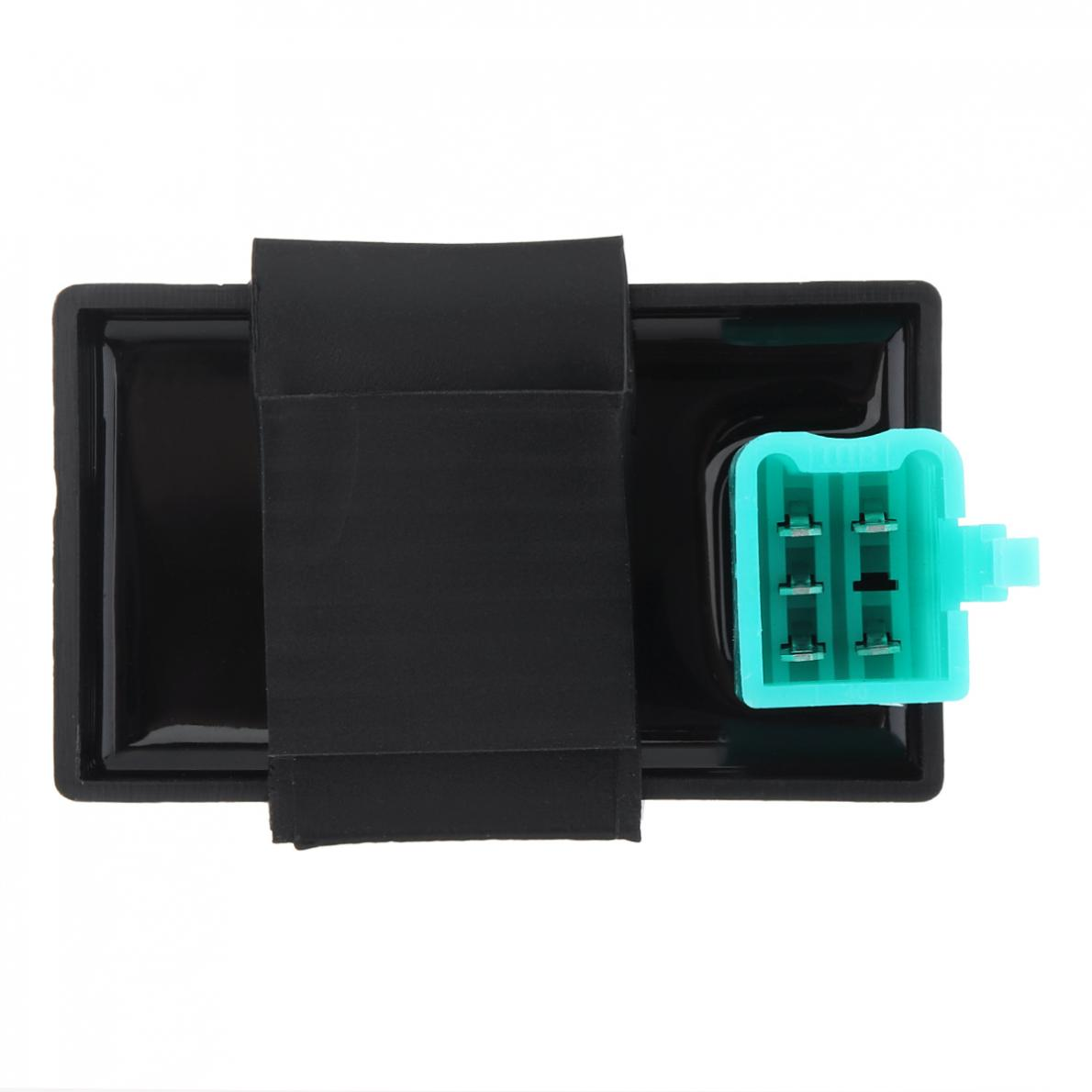 1pcs Durable 12V CDI BOX 5 Pin Plug AC Igniter Suitable for Off-Road Vehicle ATV ATV Motorcycle 50CC / 70CC / 100CC / 110CC
