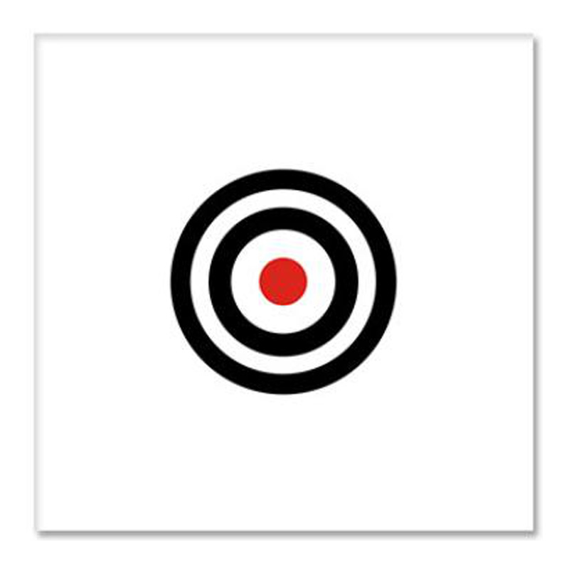 Golf Target Cloth Swing Hitting Cloth 1.5X1.5 Meter Stroke Practice Driving Range Goods Golf Pitch Target