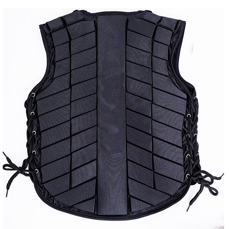 Outdoor Safety Riding Equestrian Body Guard Vest Protectors Gear Kids Adult Rafting Kayak Vest  EDF88