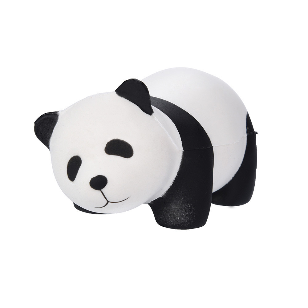 Funny Soft Slow Rising Panda Toy Stress Relief Fun For Kid Xmas Gift Creative Anxiety Toys Simulation Cartoon Toy #B