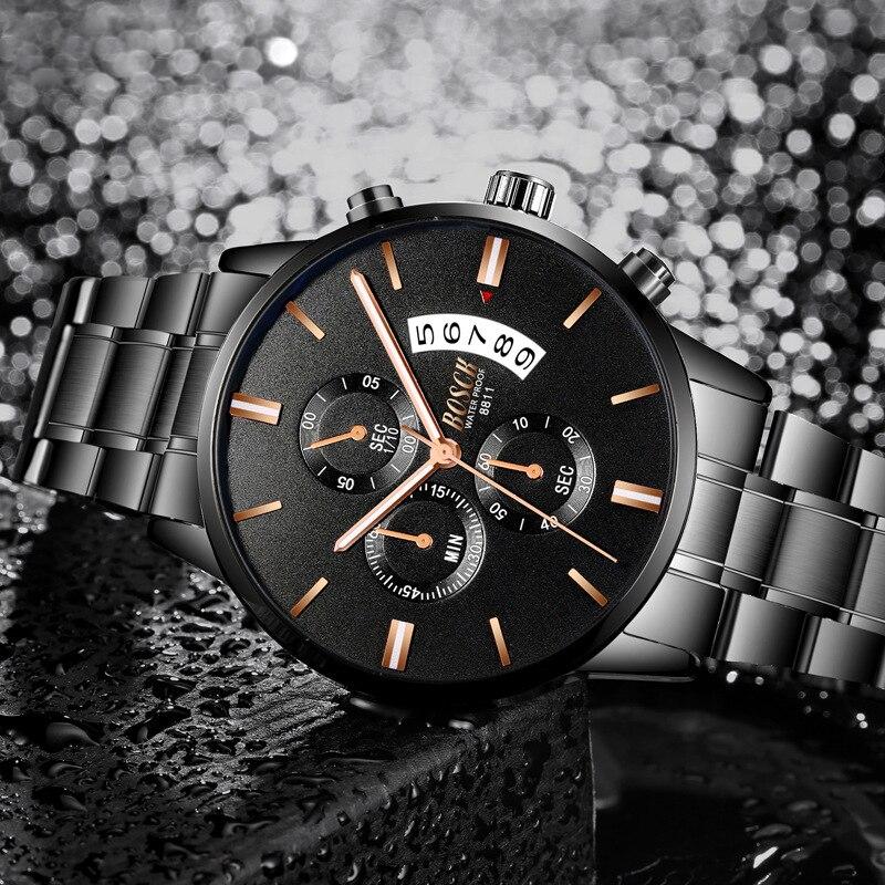 Часы наручные luxruy Мужские кварцевые брендовые классические