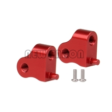 NEW ENRON 2Pc RC 1:10 Aluminum Small Front Upper Damper Shock Mount For Rc Model Car 1/10 Tamiya CC01 CC-01 Upgrade Parts