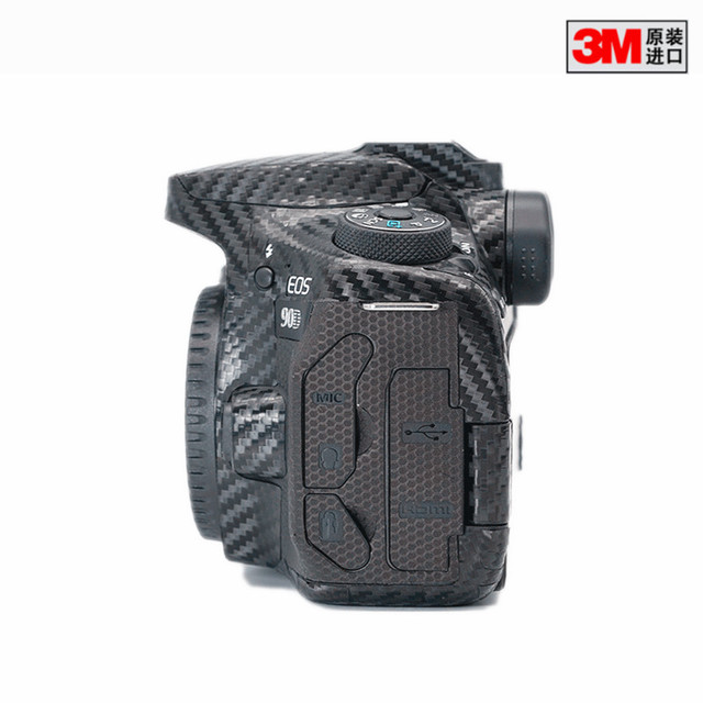 Premium Kamera Haut Schutz Für Canon 90D Aufkleber Protector Anti scratch Wrap Film Aufkleber Abdeckung