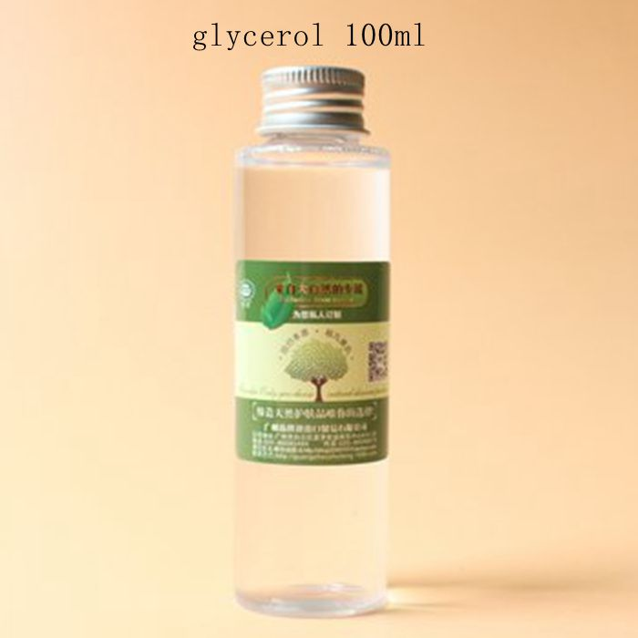 Glycerin 100ml Moisturizes And Moistens The Skin, With High Safety, Not Easily Allergic, Making Cutin Increase And Keeping Moist