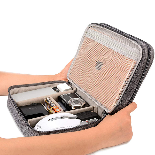 Electronic Accessories Organizer For Travel