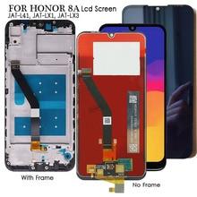 Wyświetlacz dla Honor 8A JAT L29/LX1/LX3 wyświetlacz LCD wymiana ekranu dotykowego dla Honor 8 A Pro/Prime JAT L41 ekran Lcd części zamienne