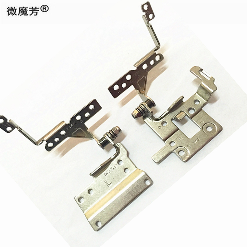 Laptops Replacements LCD Hinges Fit For ASUS X551 X551M X551MA X551MAV X551C X551CA X551SL D550MA Screen HINGE R & L