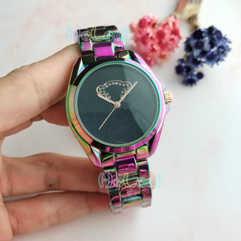 Fashion Silver Gold Diamond Stainless Women Watch Quartz Wrist bear Watches Ladies Girls Famous Brand Female Clock reloj relogio