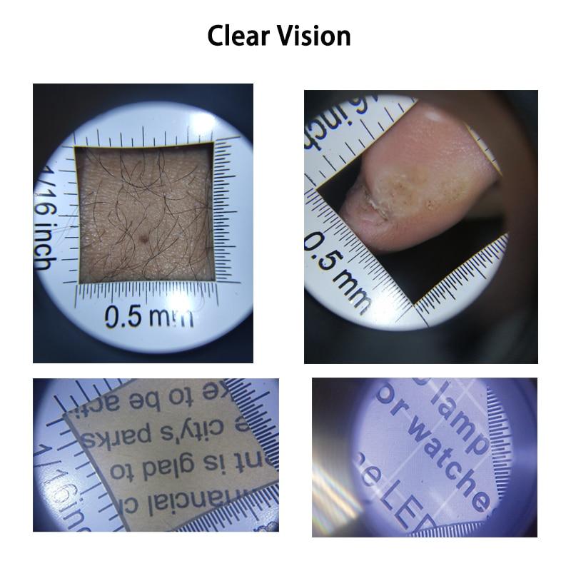 vision 10x magnifier