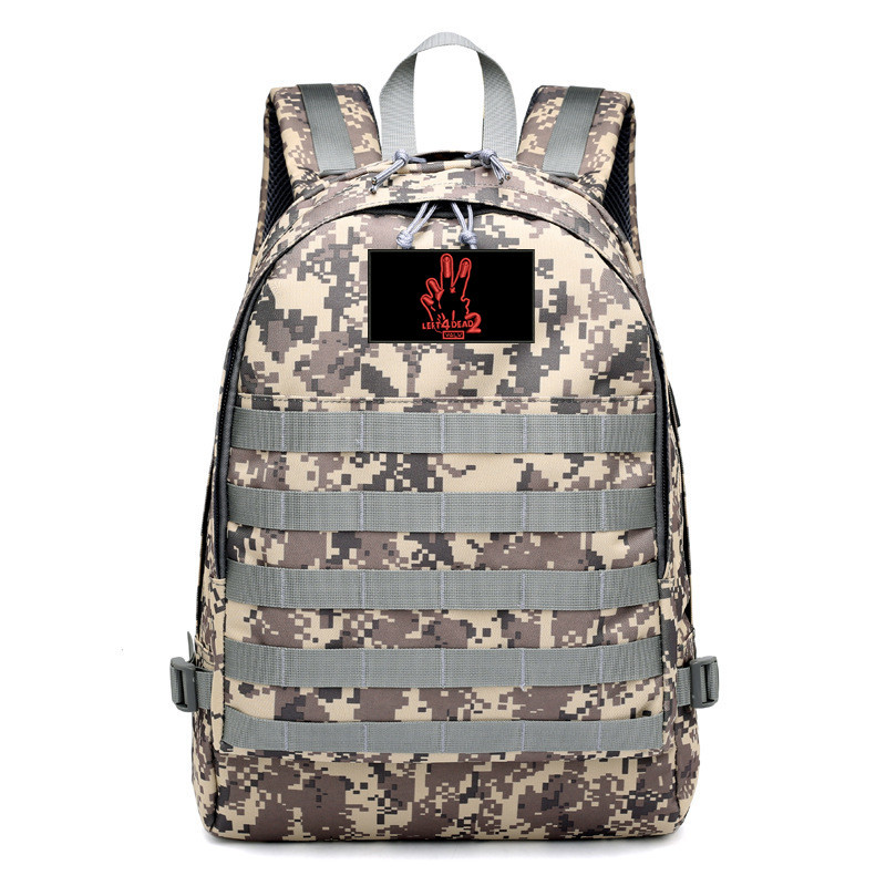 Survival Of The Road 2 Left 4 Dead 2 Backpack Middle School Students Backpack Chicken Three