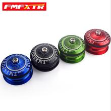 цены Bicycle Headset FMF 44mm Built-in Bearing Headset MTB Mountain Bike Road Bicycle Head tube Accessories High Quality