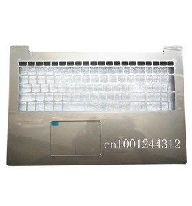 Image 5 - Оригинальный чехол для Lenovo ideapad 320 15 320 15IKB ISK 330 15 330 15ICN, задняя крышка ЖК дисплея/ободок/подставка/Нижняя основа