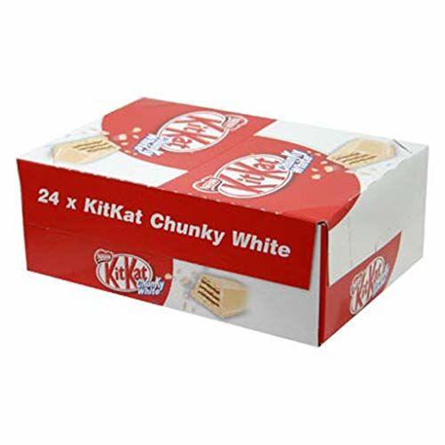 Kit-Kat Chunky White Chocolat Blanc