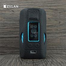 Rubber Full Case For Wismec Reuleaux Tinker 300w Tc Mod Silicone Skin Cover Sleeve Wrap Gel Shell original wismec reuleaux rx2 20700 200w tc kit with 6000mah battery