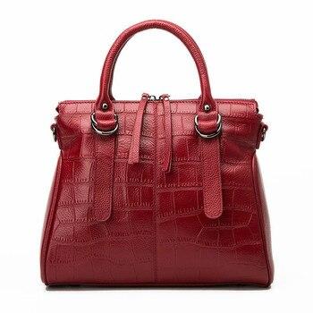 Crossbody Bags For Women Handbags Luxury Crocodil Handbag Shoulder Bag Totes Bolsa OL Handbag Office Bag Bolsos Mujer Sac Femme