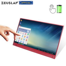 15.6 inch Touch Screen Monitor Portable Ultrathin 1080P IPS