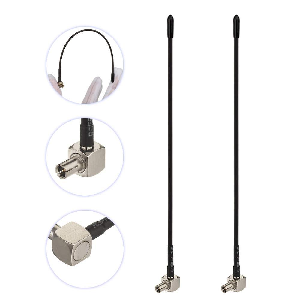 4g lte 5dbi antena ts9 conector macho