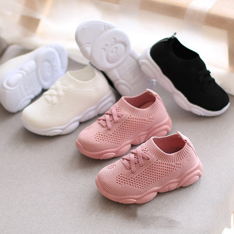 Kinder Schuhe Antislip Weichen Boden Baby Sneaker Casual Flache Turnschuhe Schuhe Kinder größe Mädchen Jungen Sport Schuhe