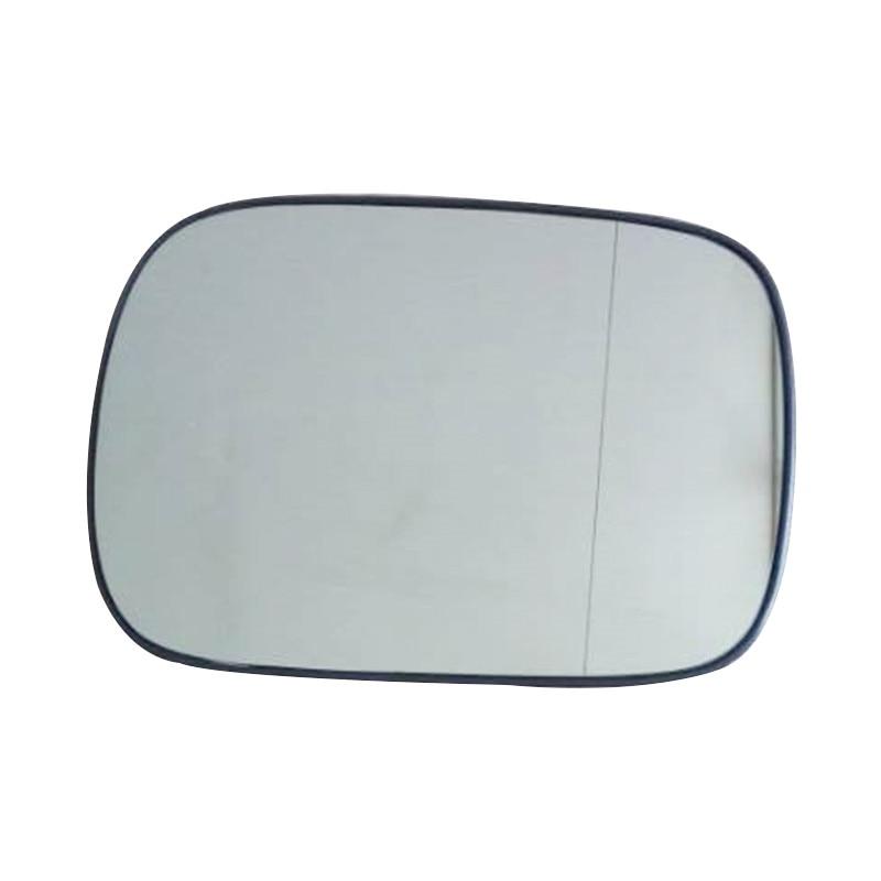 Left Passenger side Wing door mirror glass for Volvo v50 2004-2006