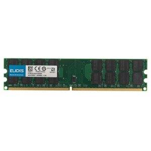 Image 2 - 8 Гб комплект 2 шт. 4 Гб PC2 6400 DDR2 800MHZ 240pin настольных компьютеров AMD Оперативная память 1,8 V SD Оперативная память только для AMD не для INTEL Системы