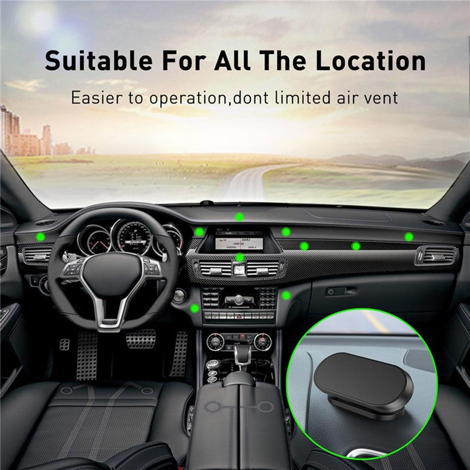 Universal Magnetic Flex Car Phone Holder 4