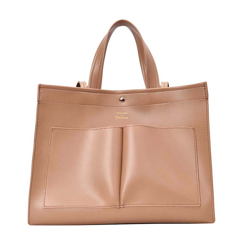 Image 4 - NEW 2019 big Women Handbag Leather Women Shoulder Bags Designer Women Messenger Bags Ladies Casual Tote Bags sac a mainShoulder Bags   -