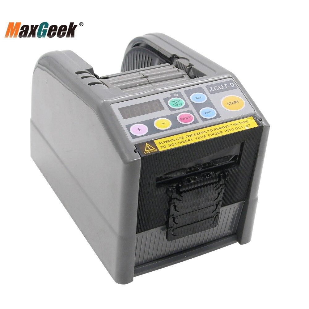 110V-240V 5mm~999mm ZCUT-9 Automatic Tape Dispenser Tape Cutter cutting machine
