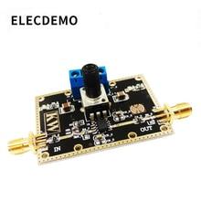 Módulo amplificador operativo AD820FET módulo ganancia de unidad ancho de banda 1,8 MHz salida riel to Rail Función de bajo ruido Placa de demostración