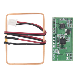 Image 1 - 10pcs/lot 125Khz RFID Reader Module RDM6300 UART Output Access Control System Best prices&