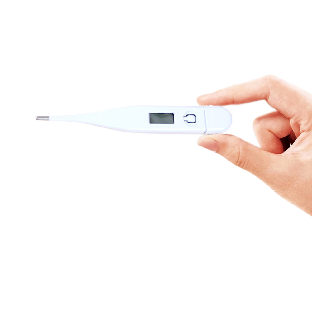 Pet Digital Thermometer for Oral Armpit Anus Cat Dog Fast Reading Body Temperature Indicator AUG889