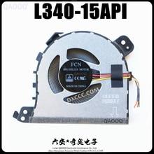 Вентилятор для ноутбука QAOOO для LENOVO L340-15 / L340-15API Вентилятор охлаждения процессора DC28000E0F0