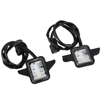Motorcycle Front Tour Part LED Illuminated Entry Light for Honda Goldwing GL 1800 2018 Motorcycle Accessories