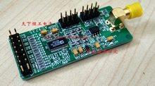 12-bit de alta velocidade paralelo adc conversor analógico-digital ad9235 ad módulo de amostragem 20 msps placa de aquisição de dados