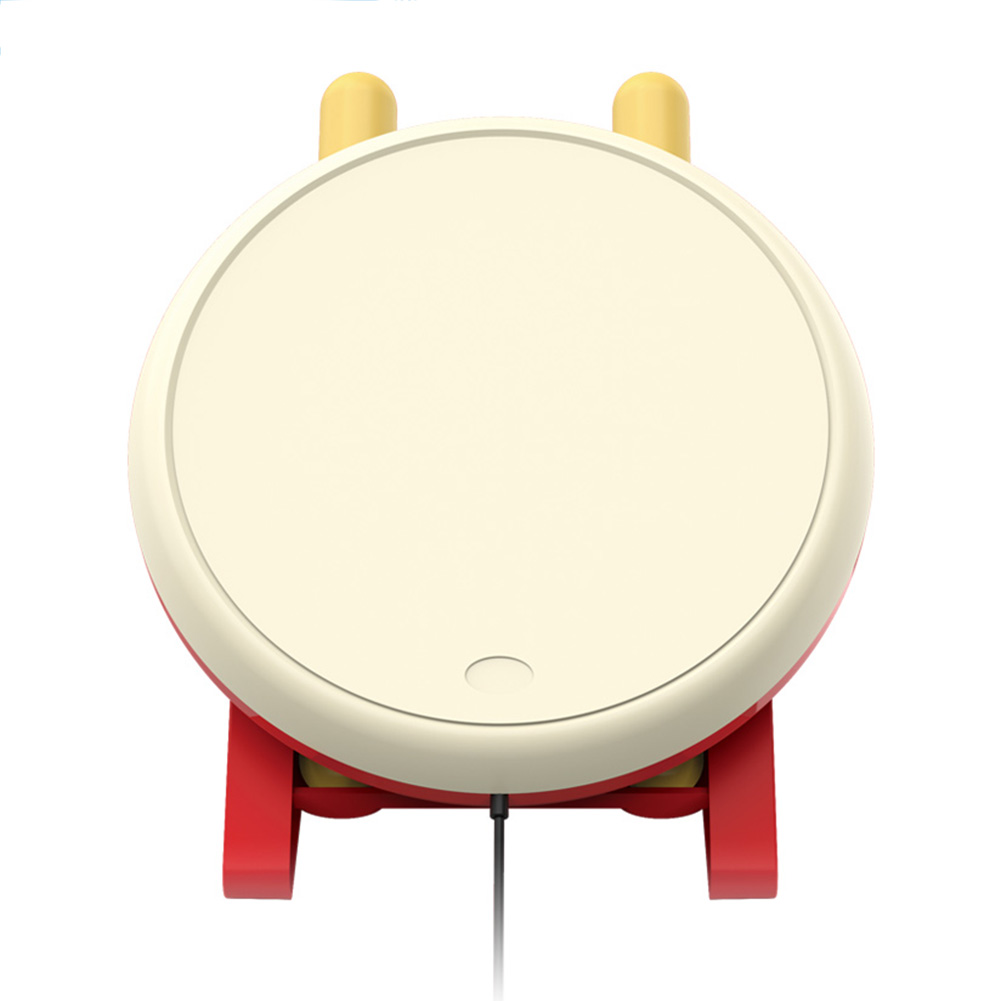 VKTECH 4 in 1 Taiko Drum Joycon Game Accessories for Sony PS4 PS3 PC Switch Video Games Player Controller
