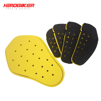 HEROBIKER Knee Protector Shoulders Elbows Back Protective Gear EVA Motocross
