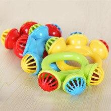 Детские игрушки с героями мультфильмов, детские погремушки для младенца, детские погремушки, подарочные погремушки для детей 0-12 месяцев