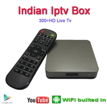Indian IPTV box support 300+ Star Plus, Zee TV, Colors, Soni