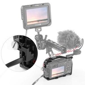 Image 5 - SmallRig A6400 Camera Cage for Sony Alpha A6300 / A6400 / A6500 / A6100 Camera w/ 1/4 3/8 Thread Holes for Vlog DIY Option 2310