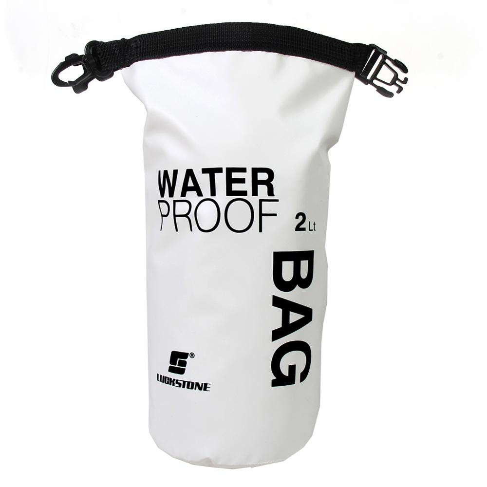 2L Sports Waterproof Dry Bag Backpack Floating Boating Kayaking Outdoor Camping Hiking Swimming Travel Kits