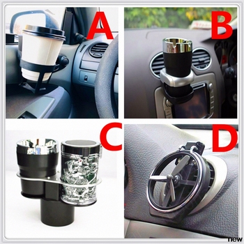 car drink carrier cup water holder Air Condition Inlet Bottle for Ford Taurus Mondeo Galaxy Falcon Everest S-MAX Escort image