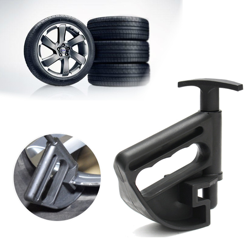 Universal Auto Tire Changer Clamp Parts Car Tire Disassembly Removal Bead Rim Clamp Drop Center Tool Maintain Auxiliary Tool