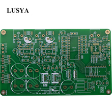 Lusya DAC Decoder SAA7220P/B + TDA1541 PCB Board T0877