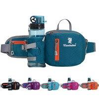 Läuft Tasche Taille Gürtel Pack Outdoor Marathon Gym Sport Fitness Wasser Flasche Pouch Fanny Taille Pack Reiten Radfahren Telefon Tasche