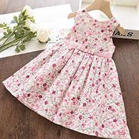 Новинка 2020 платье принцессы для девочек новое летнее милые
